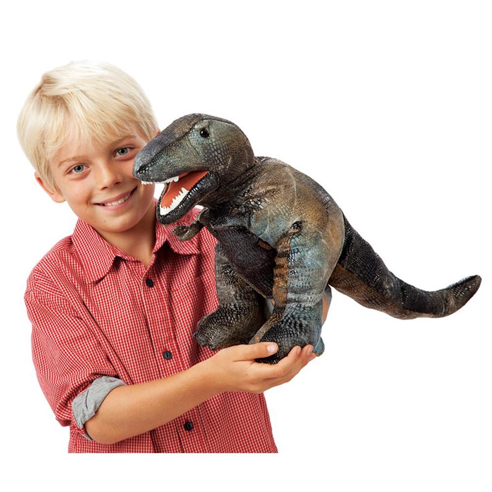 Folkmanis® Tyrannosaurus Rex Hand Puppet