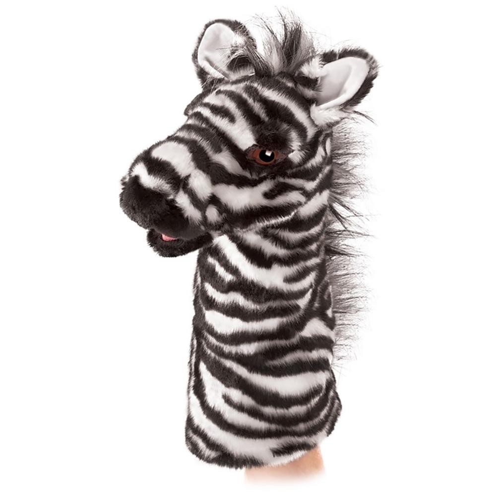 Folkmanis® Zebra Stage Puppet