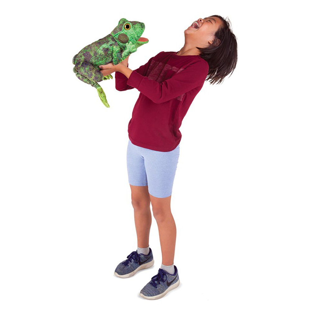 Folkmanis® Frog Life Cycle Puppet