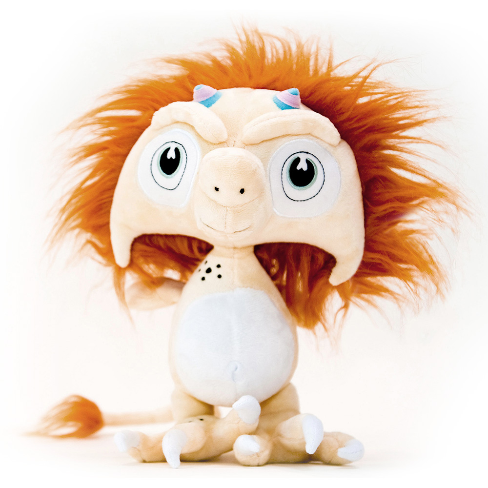 Fuddle: The Monster of Confusion Plush