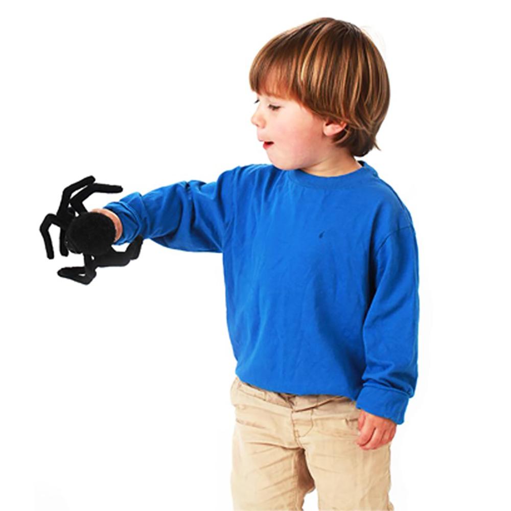 Folkmanis® Mini Spider Finger Puppet