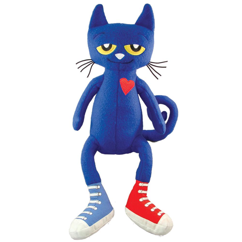Pete the Cat Plush