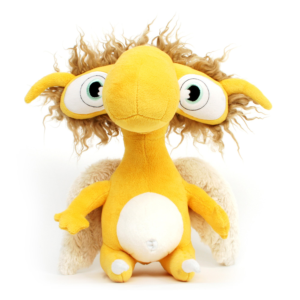 Rue: The Monster of Insecurity Plush
