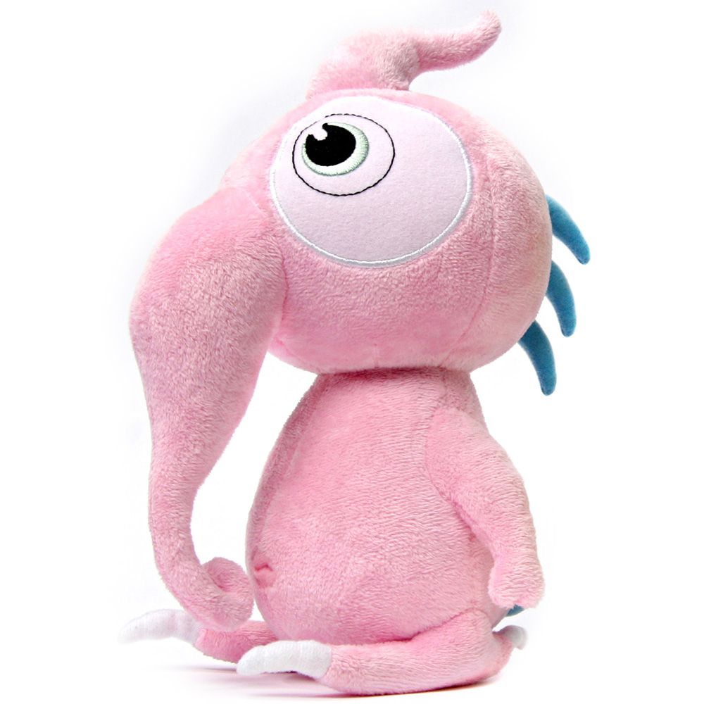 Squeek: The Monster of Innocence Plush