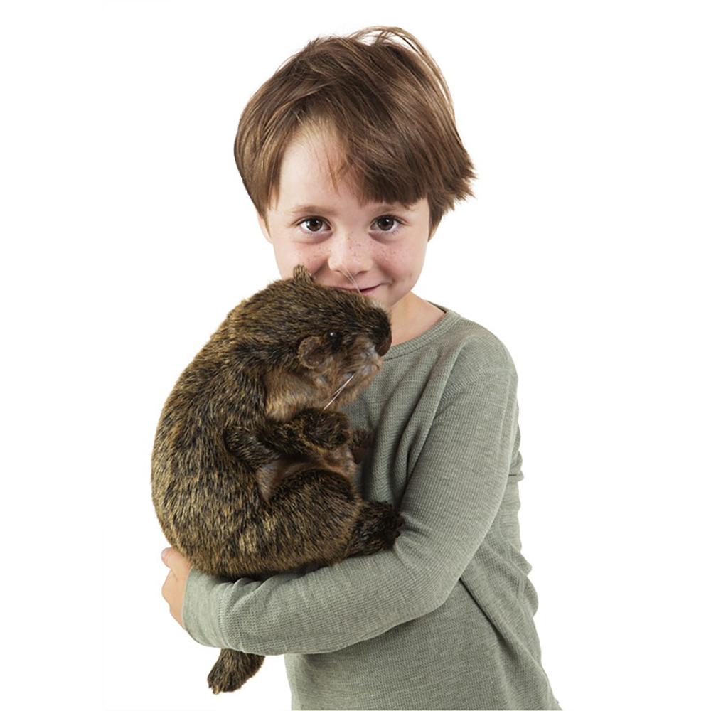 Folkmanis® Groundhog Puppet