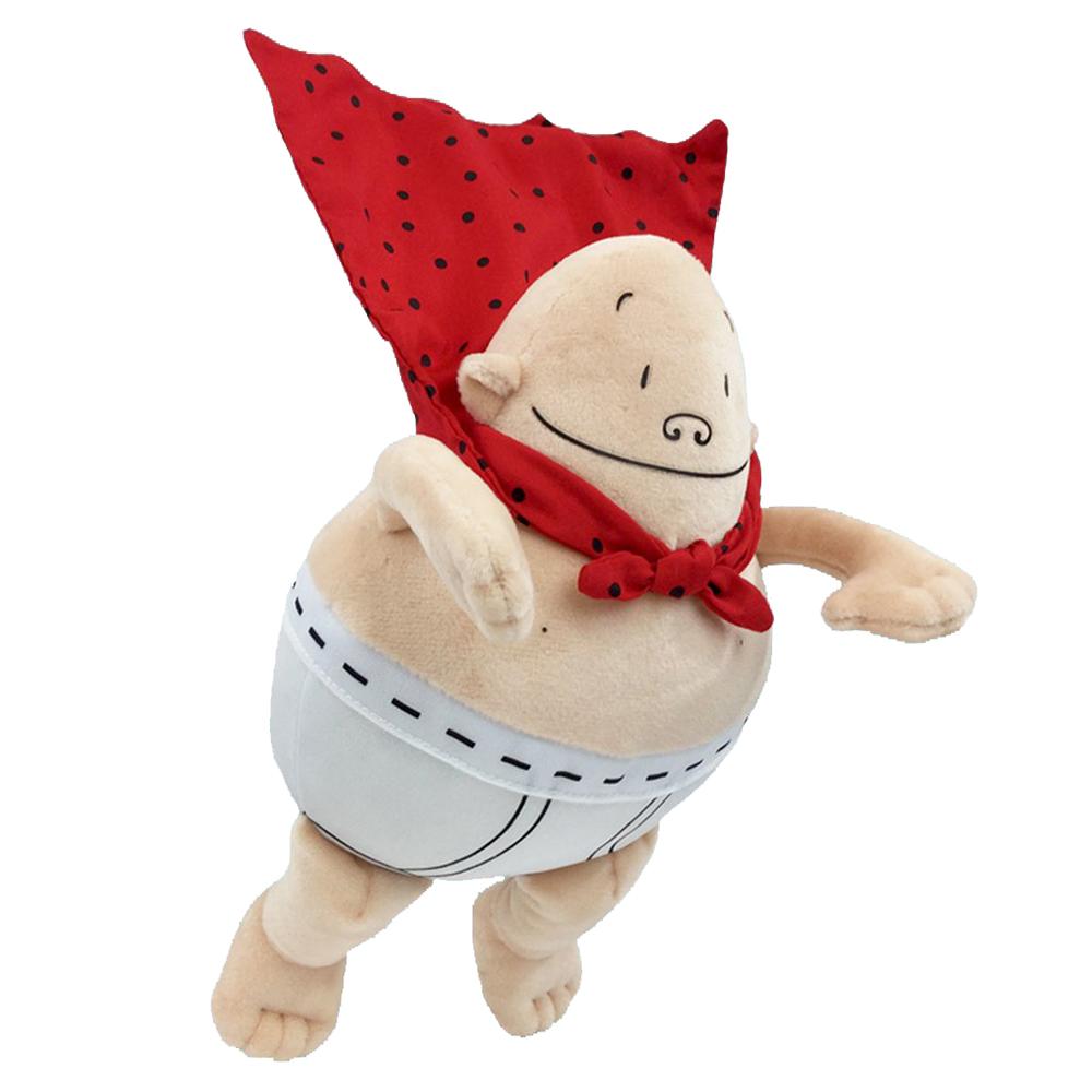 Captain Underpants Plush