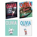 Olivia Book Set