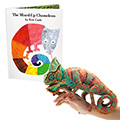Eric Carle™ The Mixed-Up Chameleon Book and Puppet Set