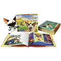 Skippyjon Jones 9 Books and Plush Set