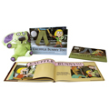 Knuffle Bunny 3 Books and Plush Set