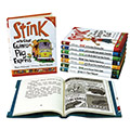 Stink Moody 10 Book Set
