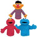 Sesame Street® Hand Puppets