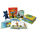 Pete the Cat® Book Set and Plush