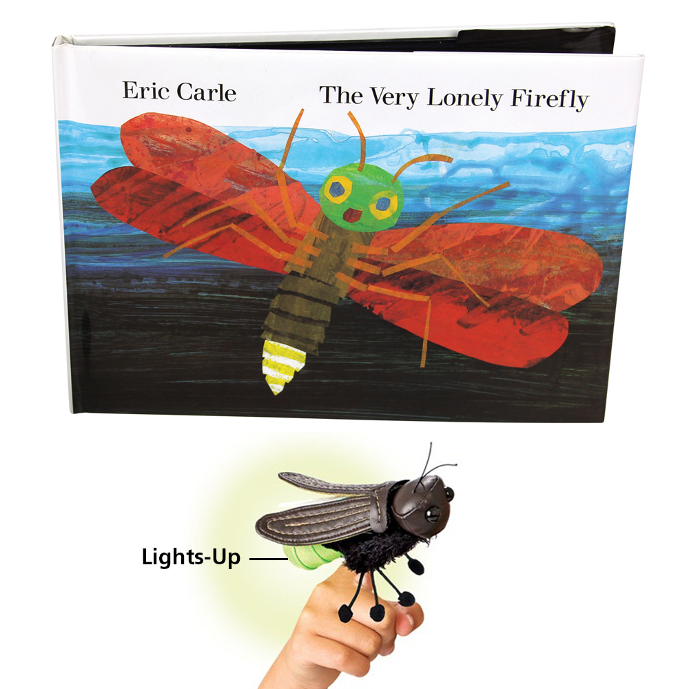 Children's Book & Plush, Puppet Sets - Eric Carle™ The Very