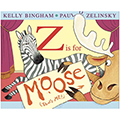 Z is for Moose Book