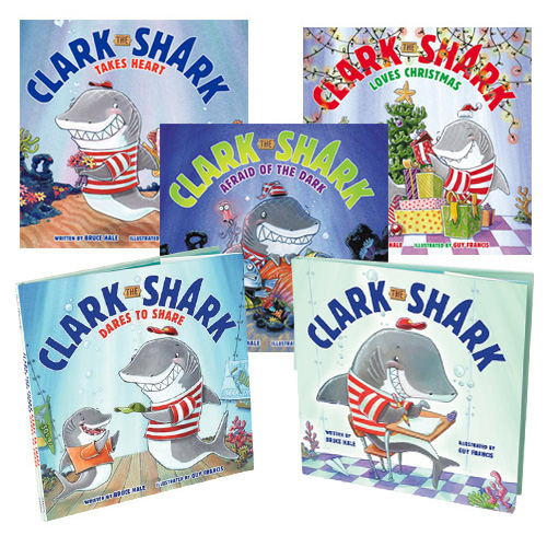 Clark the Shark 5 Book Set