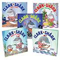 Clark the Shark 5 Book Set