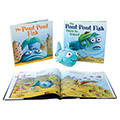 The Pout-Pout Fish 4 Books and Doll Set