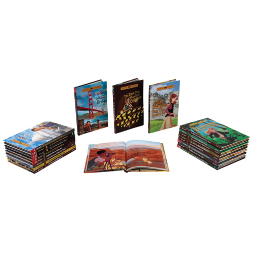 Field Trip Mysteries Book Set