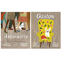 Gaston and Friends 2 Books and Doll Set