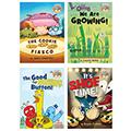 Elephant & Piggie Like Reading! 4 Book Set