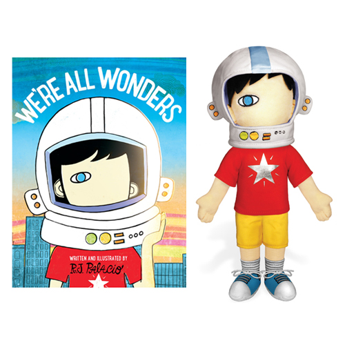 We're All Wonders Book and Doll Set