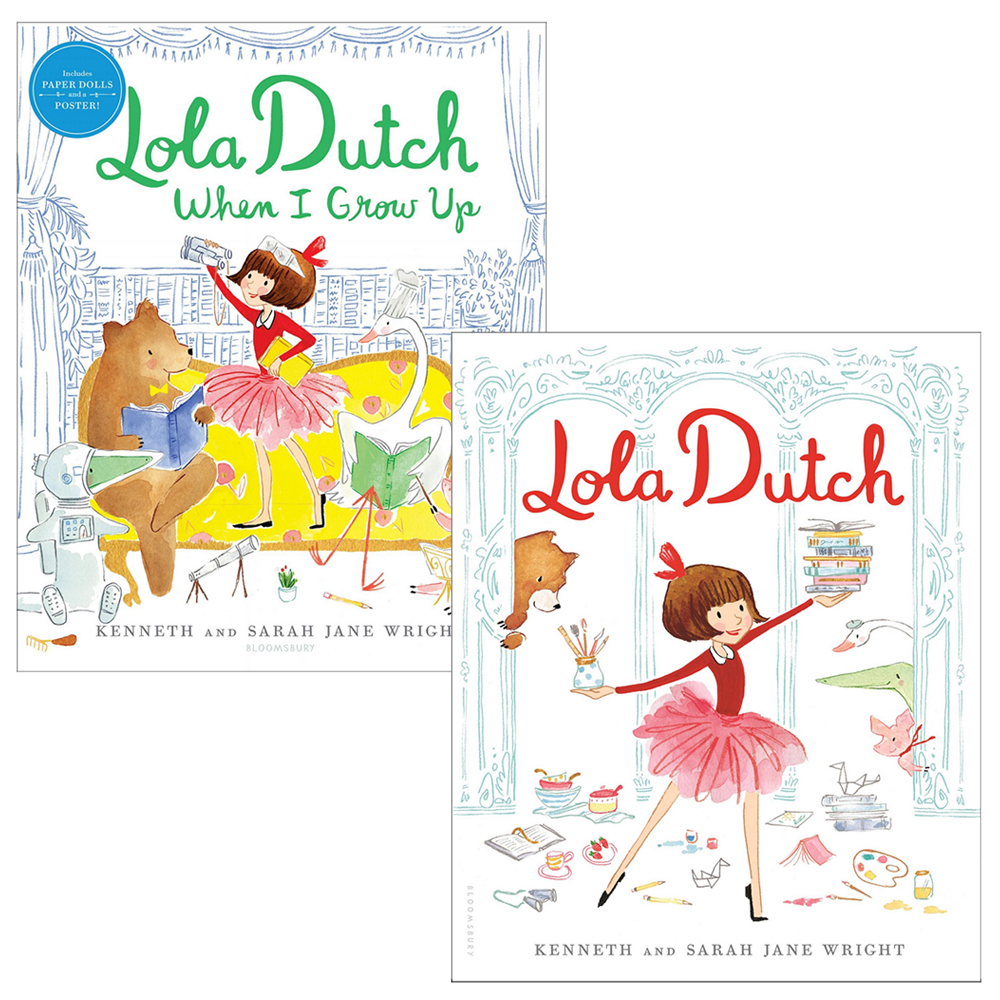 Lola Dutch 2 Book Set