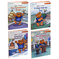 Booker T. Bear™: Learning Adventure Hardcover Book Sets
