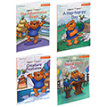 Booker T. Bear™: Learning Adventure Paperback Book Sets