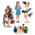 Jonti-Craft® Puppet Trees and Stands