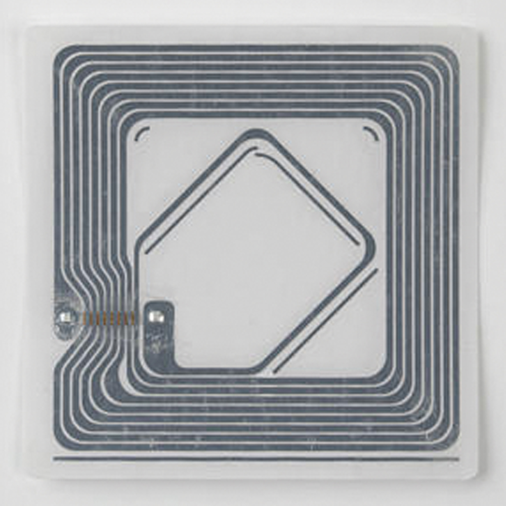 bibliotheca® RFID Tags - For Books, ISO 50x50