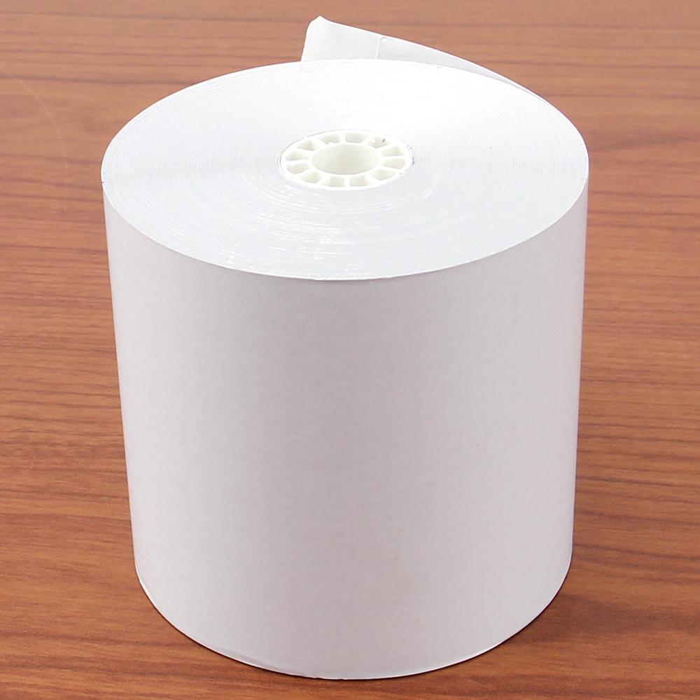 RF Detuning Receipt Paper