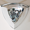90° Quarter Dome Security Mirrors