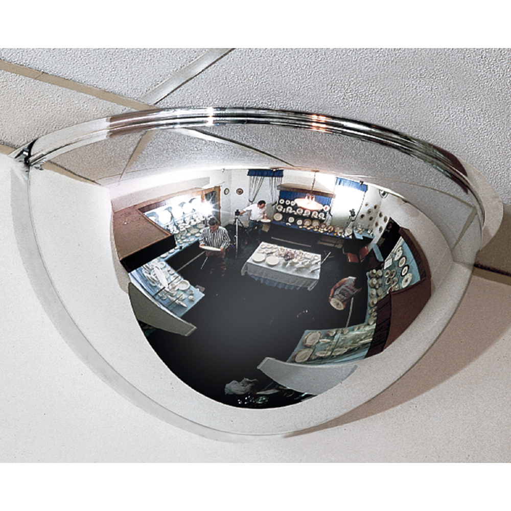 180° Half Dome Security Mirrors