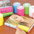 HandyHolds™ Self-Adhesive On-Hold Wrappers - Side Edge Adhesive