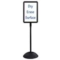 SAFCO® Write Way® Message Sign - Rectangle