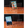 Acrylic Counter top Book Easels