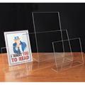 Single-Sided Display Frames