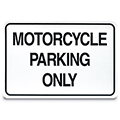 United Visual Products Custom Parking Lot Signs