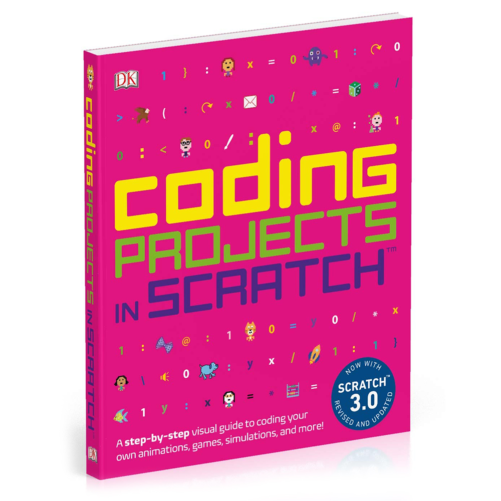Coding Projects in Scratch Book