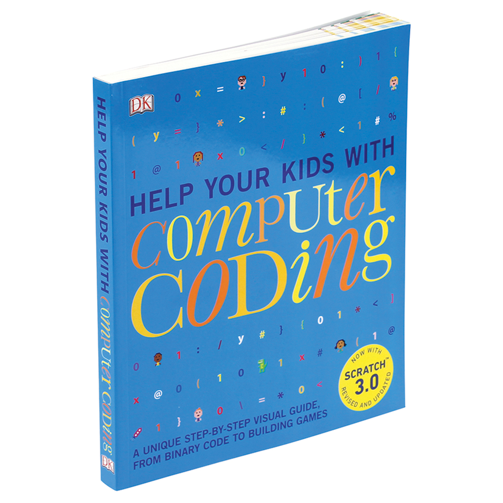 Help Your Kids With Computer Coding Book
