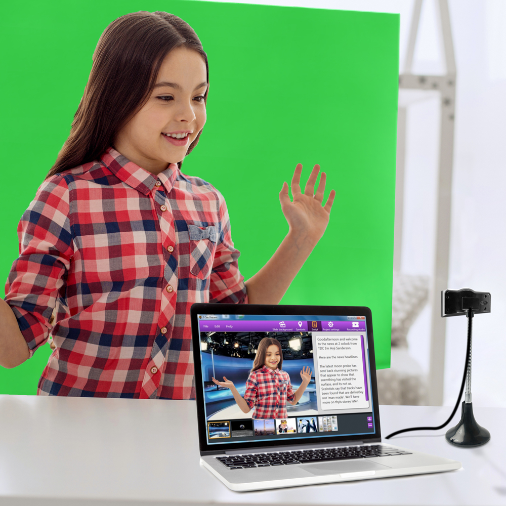 HamiltonBuhl® Green Screen™ Production Kit