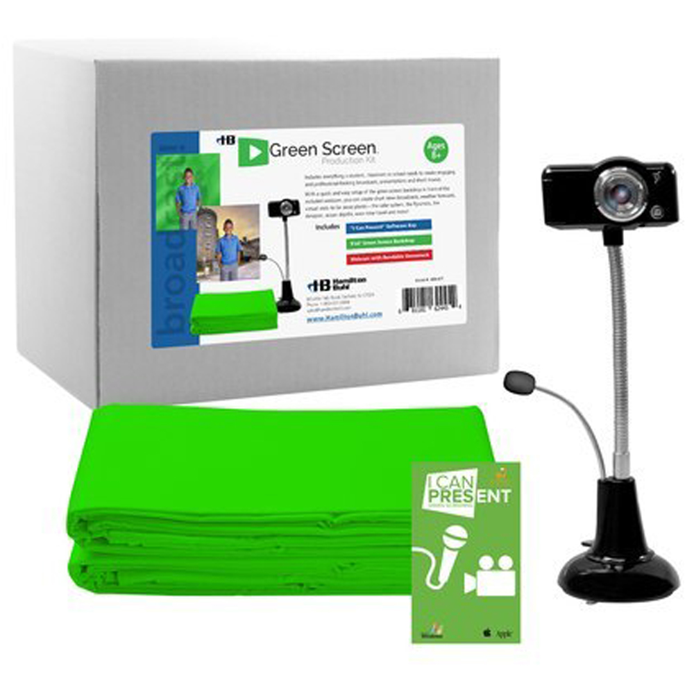 HamiltonBuhl® Green Screen™ Production Kit