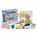 Remote-Control Machines Engineering Kit: Machines & Vehicles