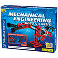 Engineering STEM Kit: Mechanical - Robotic Arms  New!