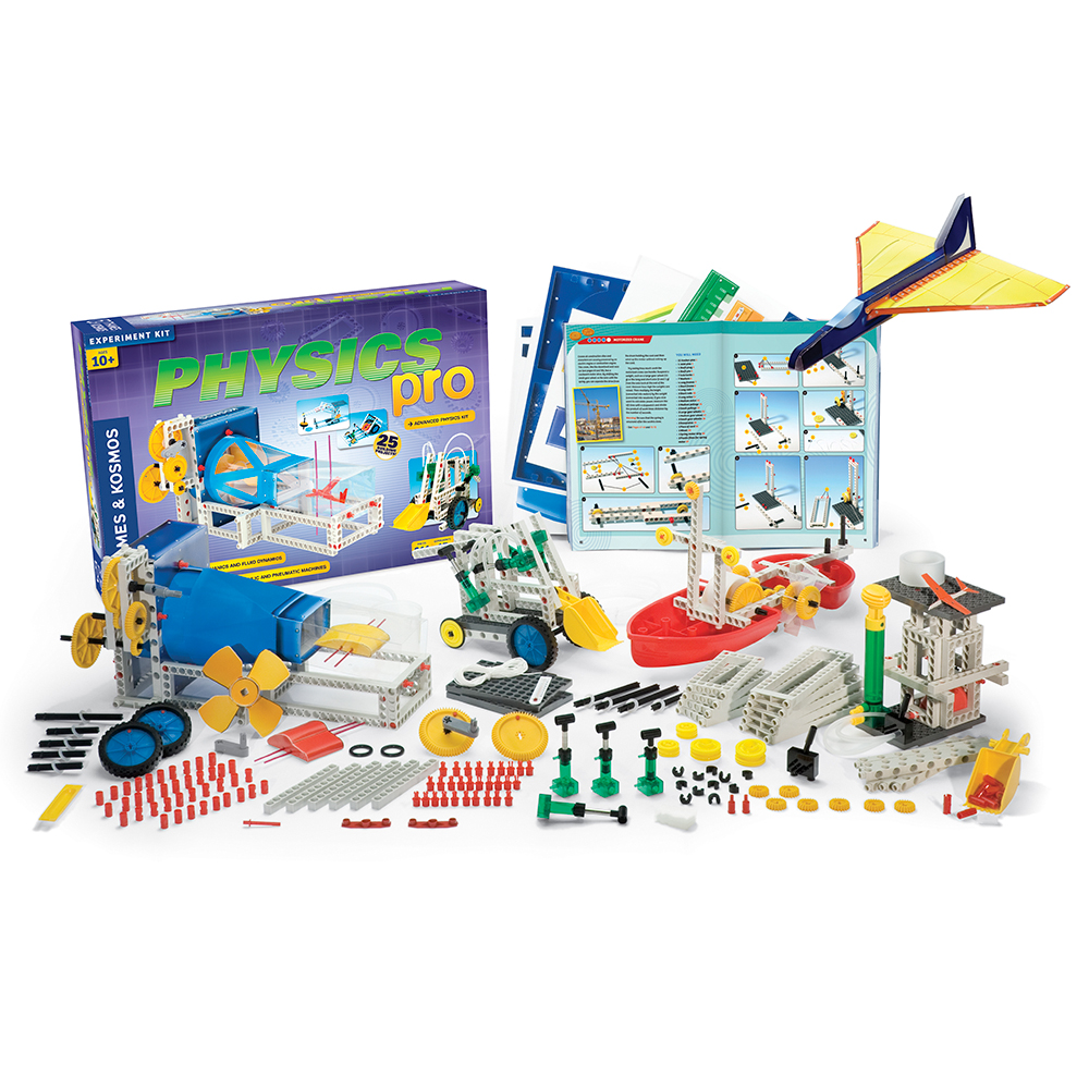 Physics Experiment Kit: Physics Pro Advanced (V2.0)