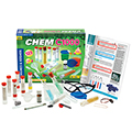 Chemistry Experiment Set: CHEM C1000 - Beginner