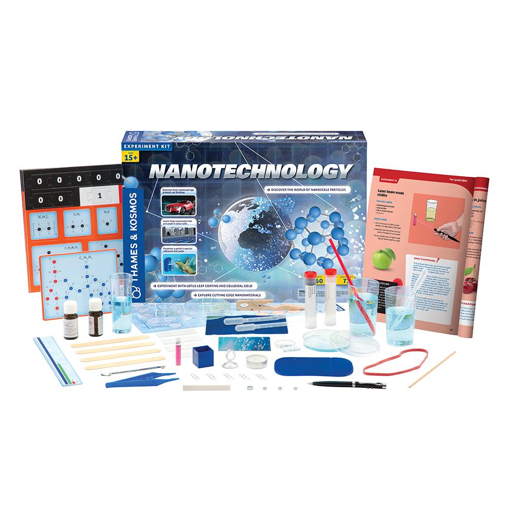 Science Experiment Kit: Nanotechnology