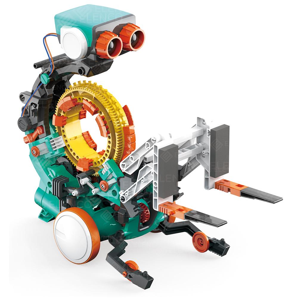 MECH-5 Mechanical Coding Robot Kit