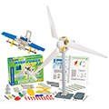 Alternative Energy Science Kit: Wind Power 2.0